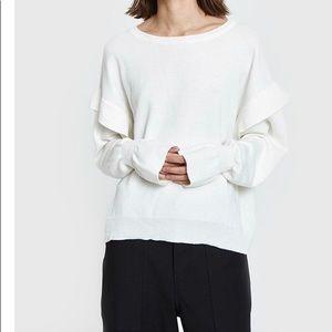 White NWOT Farrow Sweater!⭐️⭐️